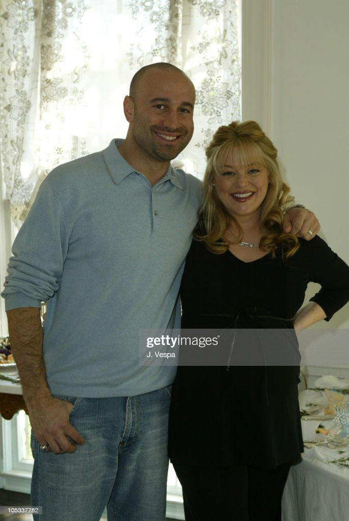 <a gi-track='captionPersonalityLinkClicked' href=/galleries/search?phrase=Charlotte+Ross&family=editorial&specificpeople=217600 ng-click='$event.stopPropagation()'>Charlotte Ross</a> and husband Michael Goldman during <a gi-track='captionPersonalityLinkClicked' href=/galleries/search?phrase=Charlotte+Ross&family=editorial&specificpeople=217600 ng-click='$event.stopPropagation()'>Charlotte Ross</a>' Baby Shower at Private Home in Los Angeles, California, United States.
