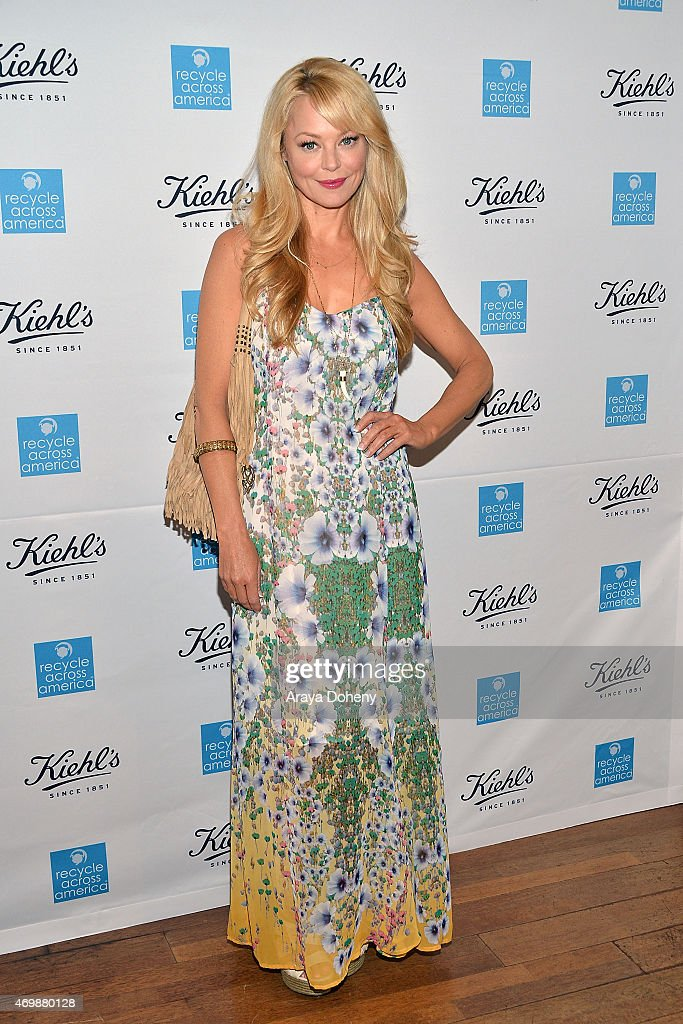 Charlotte Ross attends the Kiehl's 2015 Earth Day Project with Benefitting Recycle Across America at Kiehls Since 1851 Santa Monica Store on April 15, 2015 in Santa Monica, California.