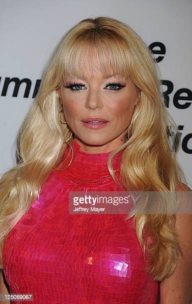 Charlotte Ross attends the Pink Party '11 Hosted By Jennifer Garner To Benefit CedarsSinai Women's Cancer Program at Drai's Hollywood on September 10...