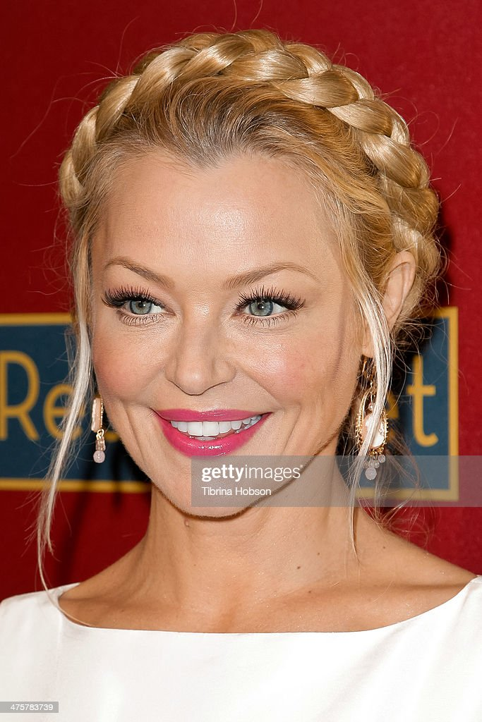 <a gi-track='captionPersonalityLinkClicked' href=/galleries/search?phrase=Charlotte+Ross+-+Actress&family=editorial&specificpeople=217600 ng-click='$event.stopPropagation()'>Charlotte Ross</a> attends the QVC 5th annual red carpet style event at The Four Seasons Hotel on February 28, 2014 in Beverly Hills, California.