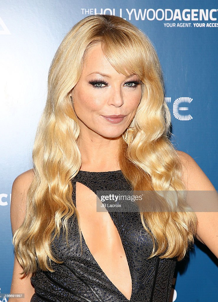 Charlotte Ross attends the US Weekly Magazine's Music Party With Performance By The Wanted at Lure on November 18, 2012 in Hollywood, California.