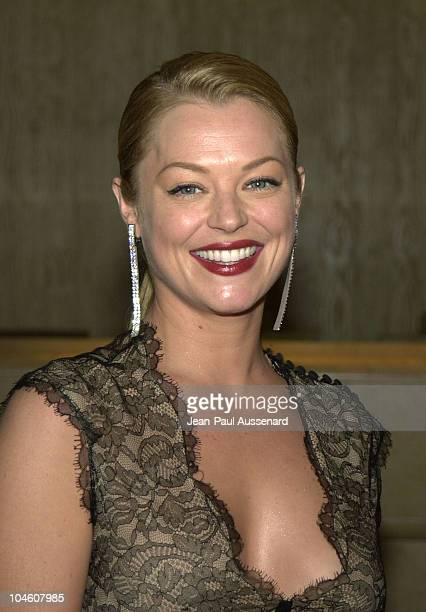 Charlotte Ross during 16th Annual Genesis Awards at Beverly Hilton Hotel in Beverly Hills California United States