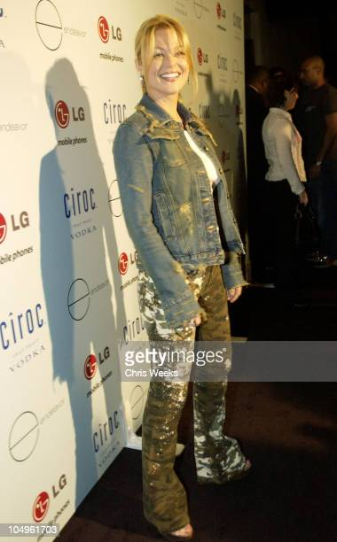 Charlotte Ross during Endeavor's MTV Movie Awards Party Featuring Ciroc Vodka And LG Mobile Phones at Dolce in West Hollywood California United States