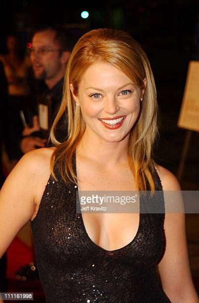 Charlotte Ross during 'In The Bedroom' Premiere by Miramax in Beverly Hills California United States