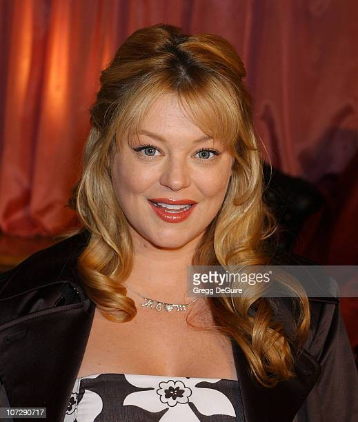 Charlotte Ross during InStyle 'A Diamond is Forever' Sneak Peek at Red Carpet Fashion for the 2004 Awards Season Arrivals at Beverly Hills Hotel in...