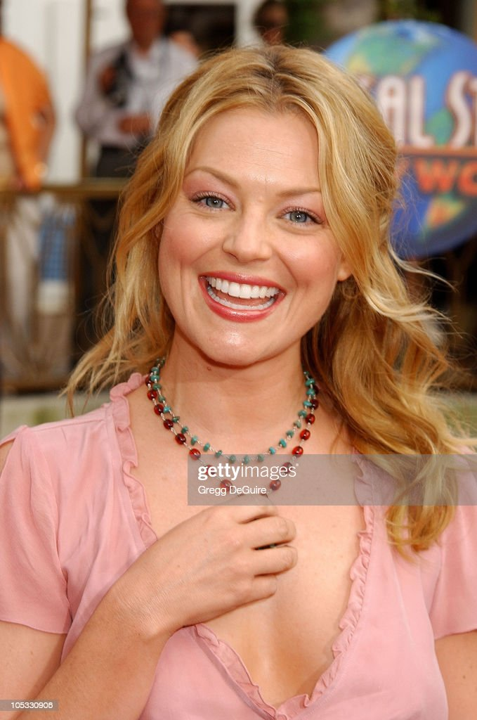 Charlotte Ross During The Bourne Identity Premiere At Loews Cineplex Picture