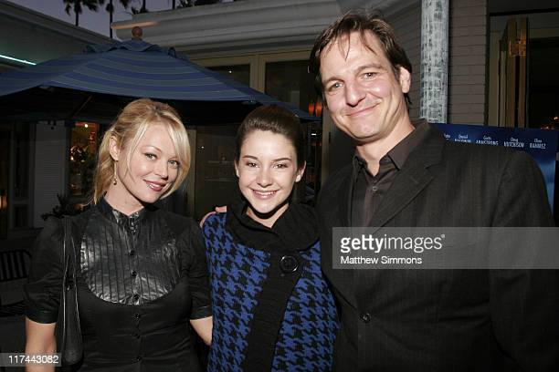 Charlotte Ross Shailene Woodley and William Mapother