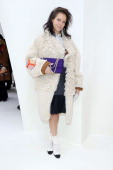 Charlotte Stockdale attends the Christian Dior show as part of Paris Fashion Week Haute Couture Spring/Summer 2014 on January 20 2014 in Paris France