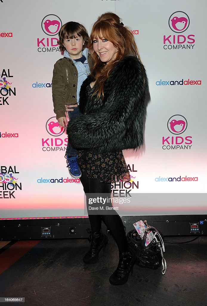 <a gi-track='captionPersonalityLinkClicked' href=/galleries/search?phrase=Charlotte+Tilbury&family=editorial&specificpeople=691597 ng-click='$event.stopPropagation()'>Charlotte Tilbury</a> arrives for the Global Kids Fashion Week AW13 media and VIP show at The Freemason's Hall on March 19, 2013 in London, England.