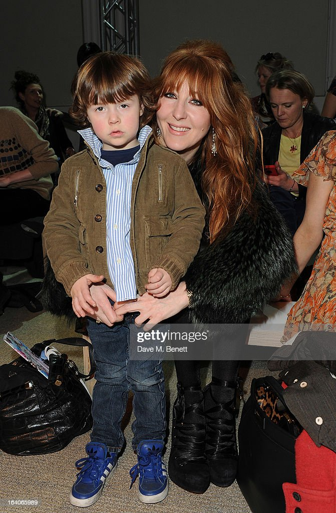 <a gi-track='captionPersonalityLinkClicked' href=/galleries/search?phrase=Charlotte+Tilbury&family=editorial&specificpeople=691597 ng-click='$event.stopPropagation()'>Charlotte Tilbury</a> attends the Global Kids Fashion Week AW13 media and VIP show at The Freemason's Hall on March 19, 2013 in London, England.