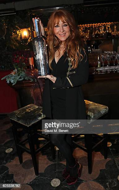 Charlotte Tilbury attends the Legendary Dinner Party hosted by Charlotte Tilbury at Annabel's Mayfair on November 23 2016 in London England