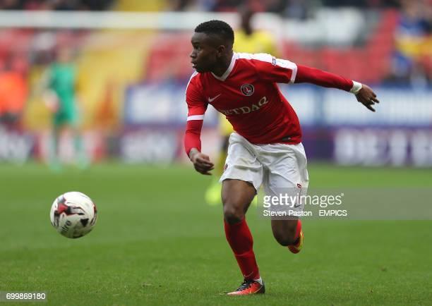 Charlton Athletic's Ademola Lookman
