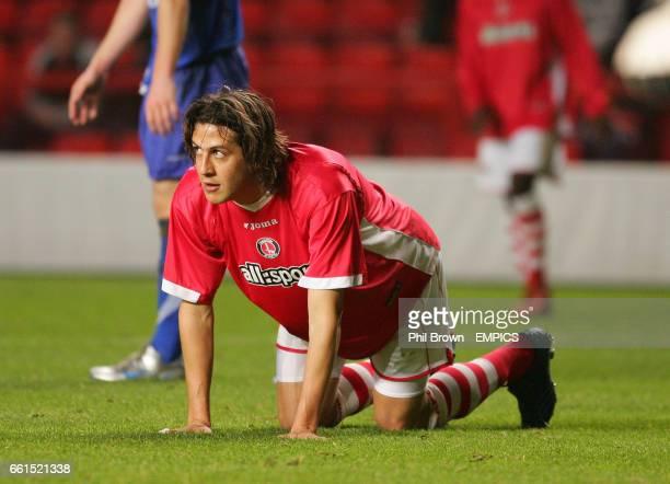 Charlton Athletic's Gonzalo Sorondo
