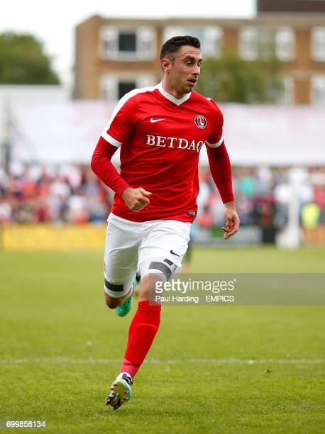Charlton Athletic's Lee Novak