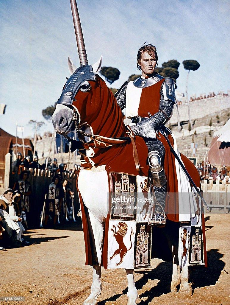 Image result for el cid 1961