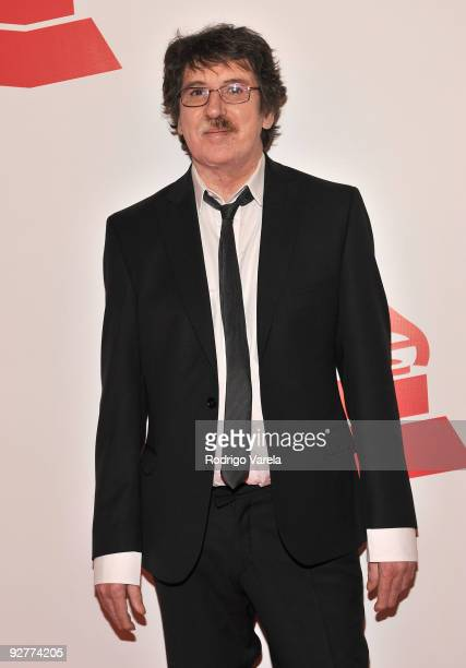 Charly Garcia attends 2009 Person Of The Year Honoring Juan Gabriel at Mandalay Bay Events Center on November 4 2009 in Las Vegas Nevada