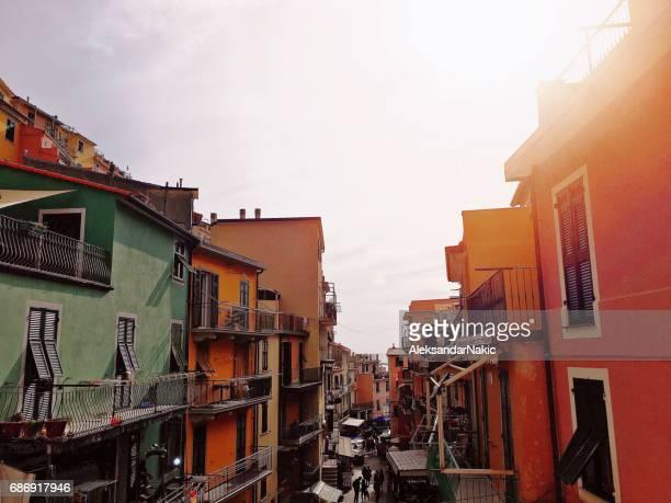 Charme der italienischen Städte