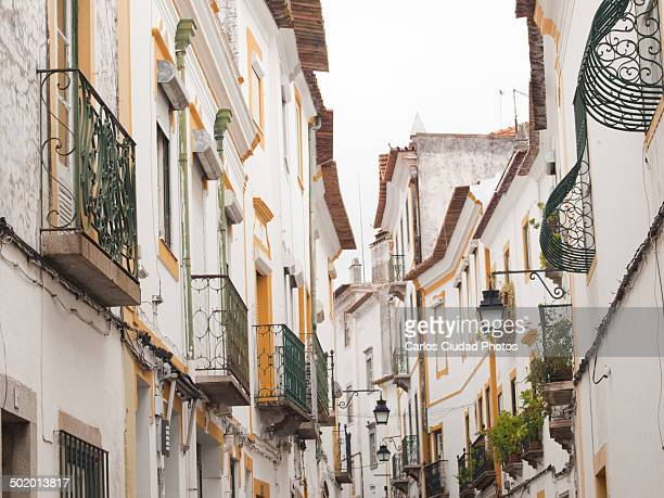 Charming houses of Evora