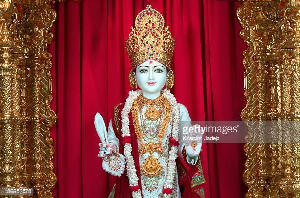 Charmingly Beautiful Idol Of The Hindu Lord