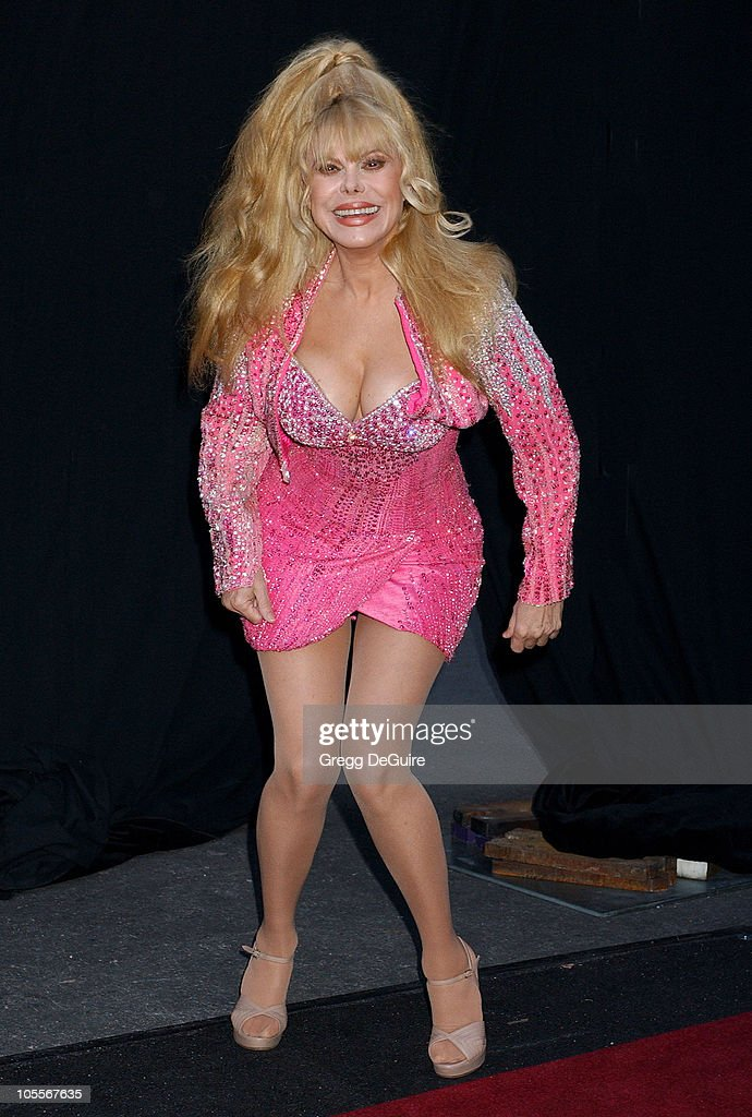 Charo during 2004 Radio Music Awards Arrivals at Aladdin Hotel in Las Vegas Nevada United States