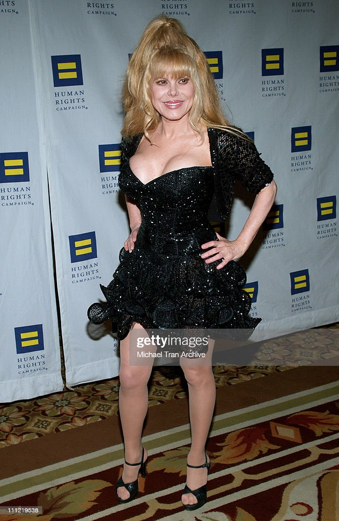Charo during Human Rights Campaign Los Angeles Gala Dinner Honoring Al Franken with Guest Speaker Al Gore March 25 2006 at Hyatt Regency Century...