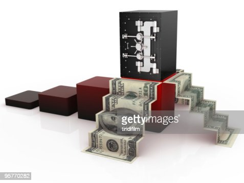 Chart Concept : Stock Photo