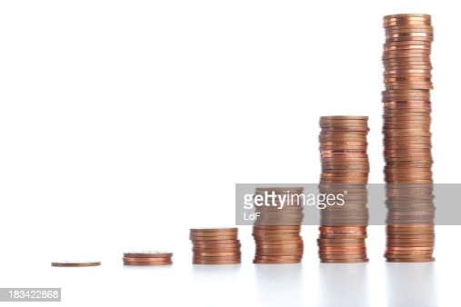 Chart of coin's Stacks