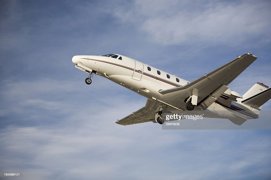 Charter Jet18 Stock Photo  Getty Images
