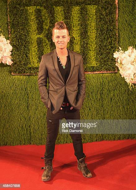 Chase Bryant attends the BMI 2014 Country Awards at BMI on November 4 2014 in Nashville Tennessee