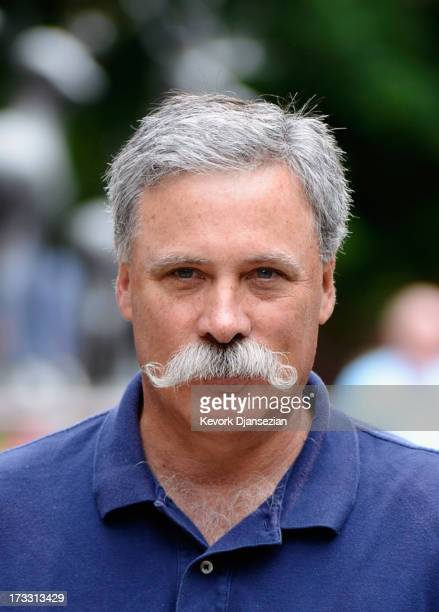 Chase Carey President Chief Operating Officer and Deputy Chairman of News Corporation attends the Allen Co annual conference on July 11 2013 in Sun...