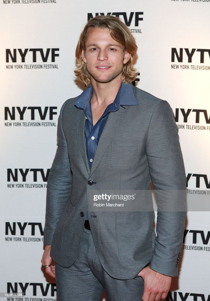 Chase Coleman attends 'In Between Men' Series Screening - 9th Annual New York Television Festival at Tribeca Cinemas on October 21, 2013 in New York City.