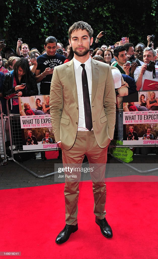 Chase Crawford attends the UK premiere of What To Expect When You're Expecting at BFI IMAX on May 22, 2012 in London, England.