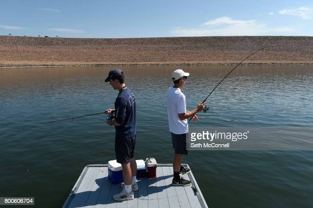 Karel stock photos and pictures getty images for Chatfield reservoir fishing