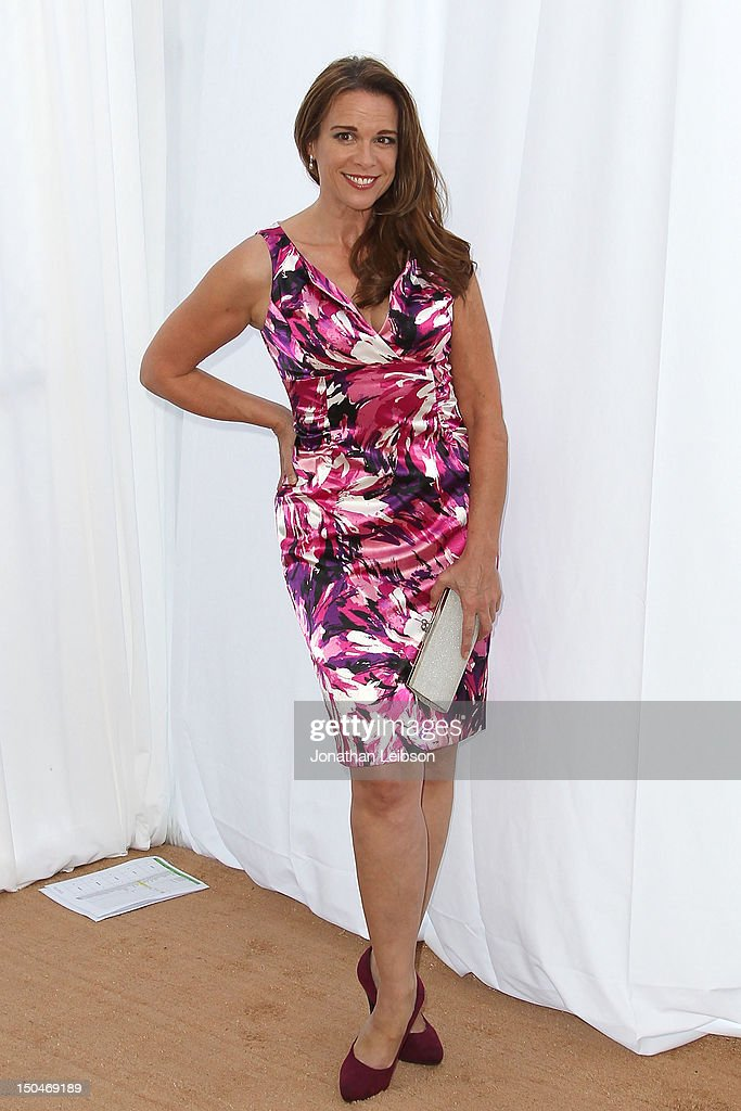 Chase Masterson attends the Project Angel Food's Annual Summer Soiree at Project Angel Food on August 18, 2012 in Los Angeles, California.