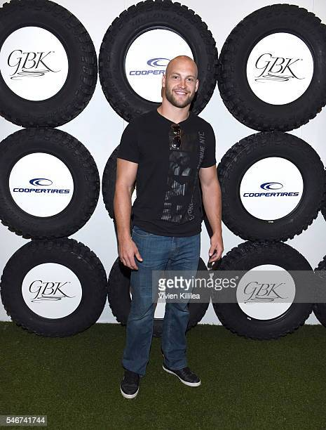 Chase Reynolds attends Cooper GBK's 2016 PreESPY Celebrity Lounge Poker Tournament at The Line Hotel on July 12 2016 in Los Angeles California
