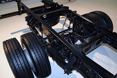 New truck chassis.