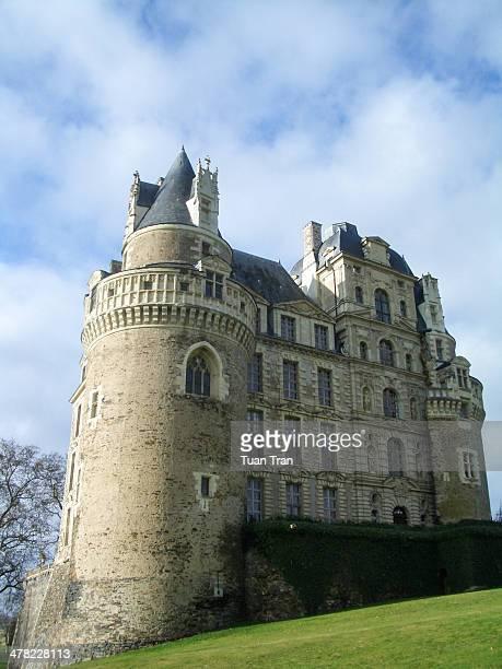 Chateau de Brissac Louis XIII style Loire Valley France 17th Century France 2007