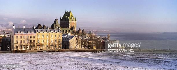Château Frontenac-Québec-Canada