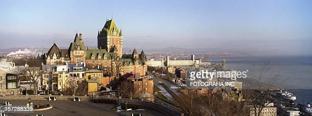 Chateau Frontenac-Quebec-Canada