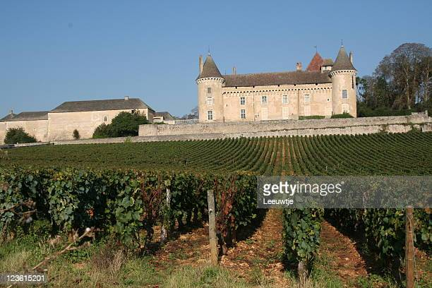 Chateau Rully burgundy france