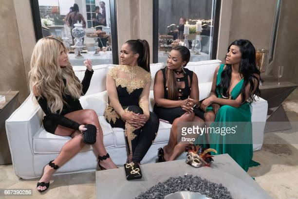 ATLANTA 'Chateau She Did That' Episode 920 Pictured Kim ZolciakBiermann Sheree Whitfield Phaedra Parks Porsha Williams
