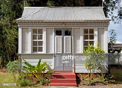 Chattel house, Barbados