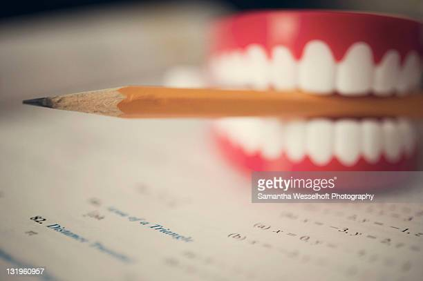 Chattering teeth with math
