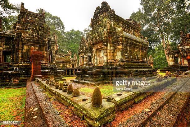 Chau Say Tavoda, Siem Reap, Cambodia