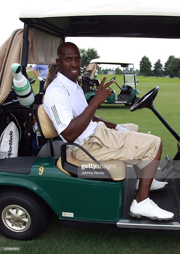 <a gi-track='captionPersonalityLinkClicked' href=/galleries/search?phrase=Chauncey+Billups&family=editorial&specificpeople=201508 ng-click='$event.stopPropagation()'>Chauncey Billups</a> attends the CP3 Foundation & Gulf Relief Foundation Golf Tournament at English Turn on July 2, 2010 in New Orleans, Louisiana.