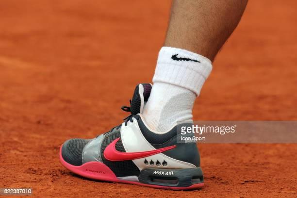 Chaussures de Rafael NADAL Roland Garros 2009