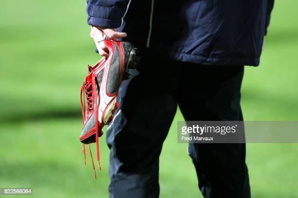 Chaussures puma Nancy / Lille 19e journee Ligue 1 Stade Marcel Picot Nancy