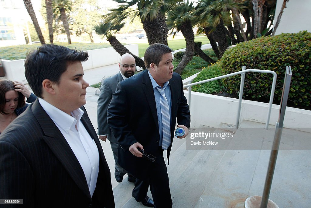 Chaz Bono arrives to the Santa Monica Courthouse to formally ask a judge to change his name and gender following his 2009 sex change surgery, on May 6, 2010 in Santa Monica, California. Chaz, born to Sonny and Cher Bono in 1969, and named Chastity Sun Bono, wants to be known as Chaz Salvatore. The name Chastity came from the title of the 1969 film Cher made with her first husband Sonny, who died in a skiing accident in 1998. Chaz revealed his gender reassignment surgery last June.