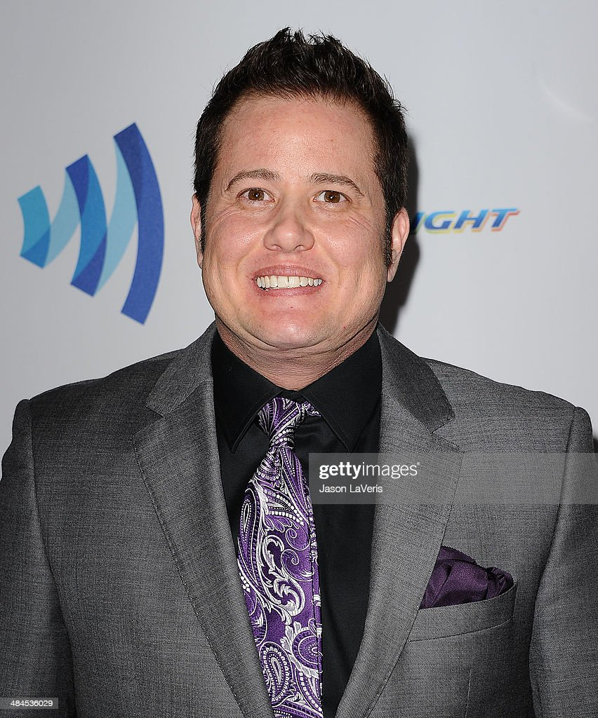 Chaz Bono attends the 25th annual GLAAD Media Awards at The Beverly