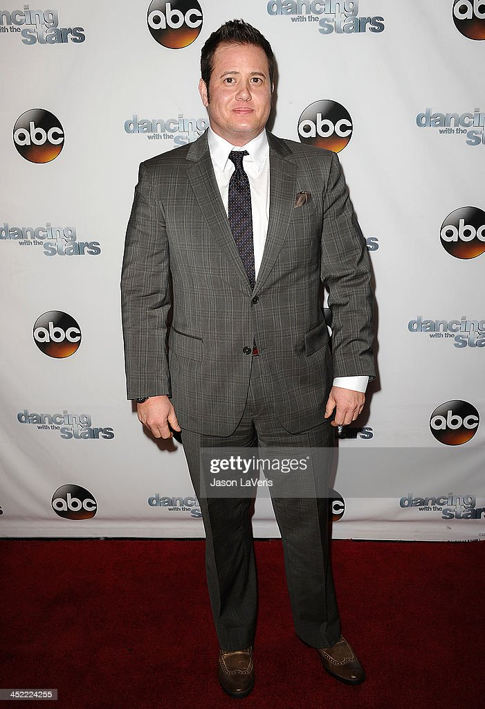 Chaz Bono attends the 'Dancing With The Stars' wrap party at Sofitel ...